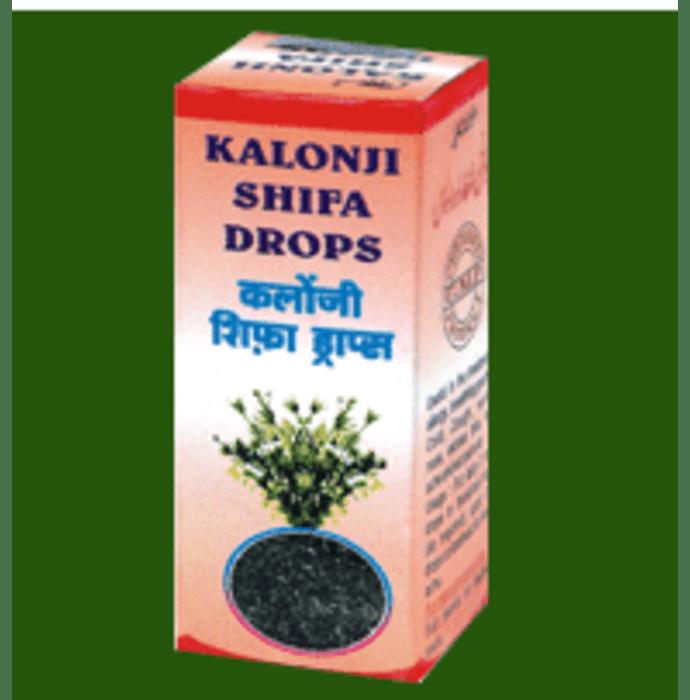 Mohammedia Kalonji Shifa Nasal Drops