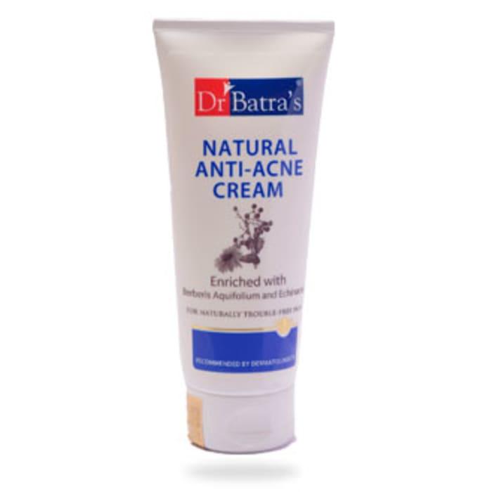 Dr Batra's Natural Anti-Acne Cream