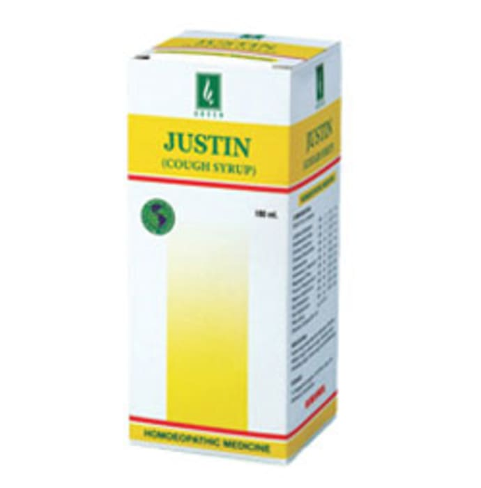 Adven Justin Cough Syrup