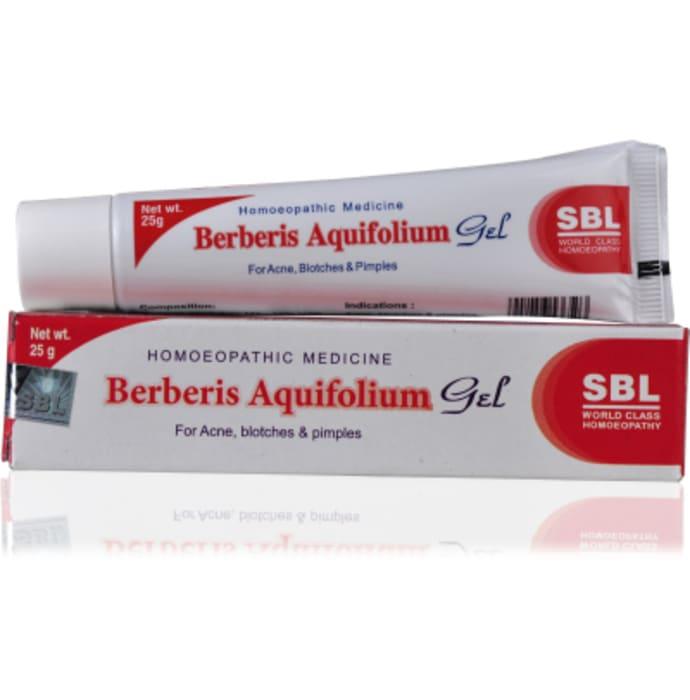 SBL Berberis Aquifolium Gel
