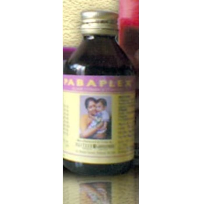 Pabaplex Syrup