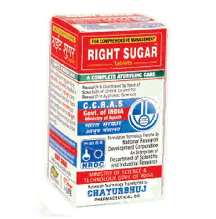 Right Sugar Tablet