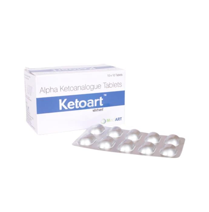 Ketoart Tablet