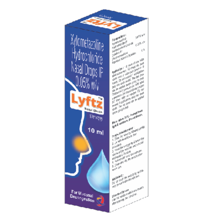 Lyftz Nasal Drops
