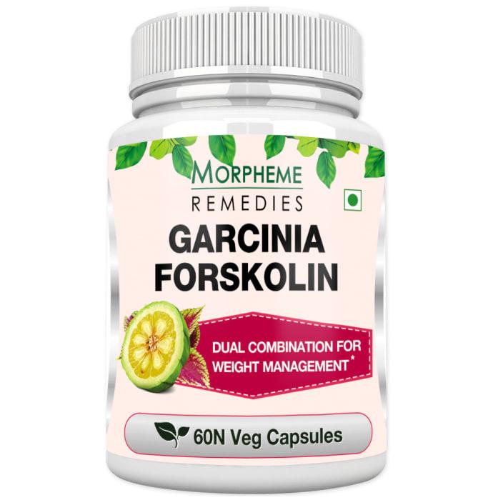 Morpheme Garcinia Forskolin  Capsule