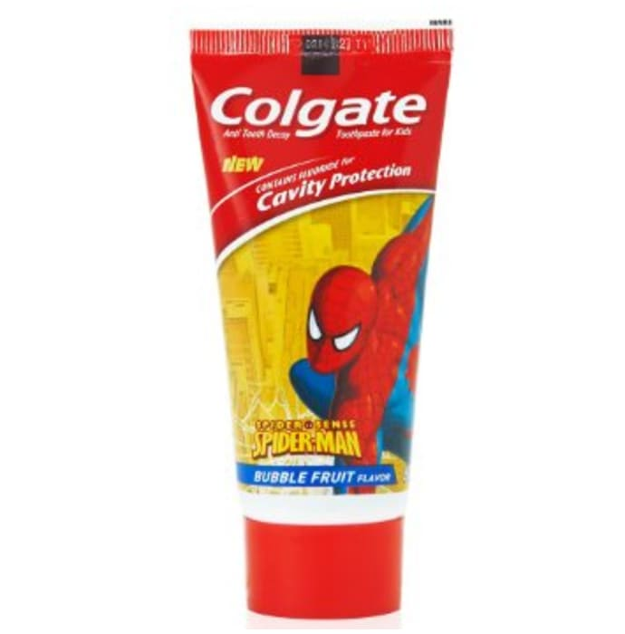 Colgate Kids Spiderman Toothpaste