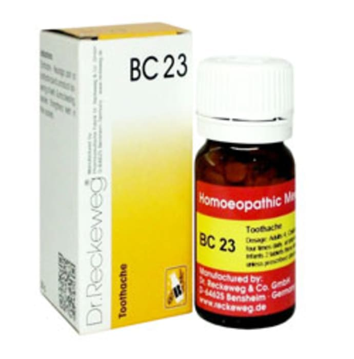 Dr. Reckeweg Bio-Combination 23 (BC 23) Tablet