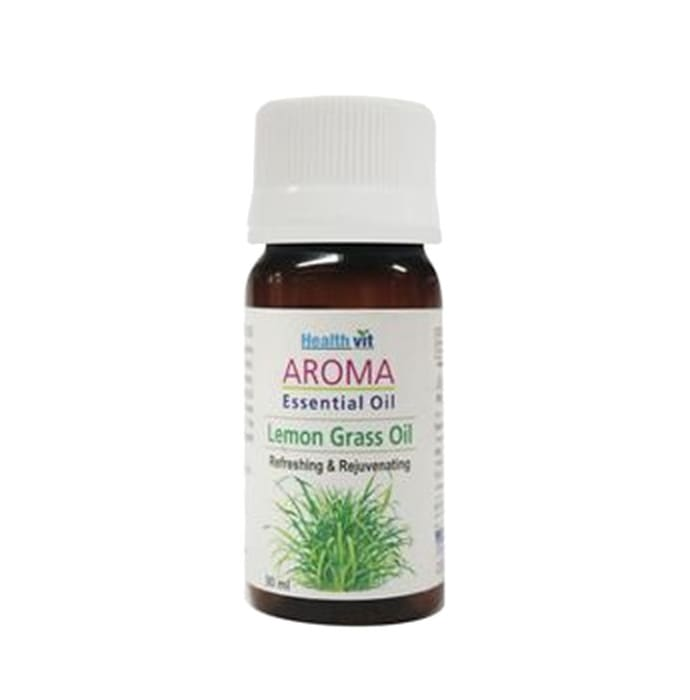 HealthVit Aroma Lemon Grass Essential Oil