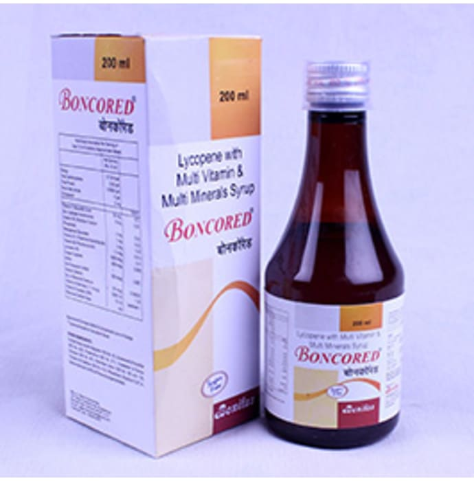 Boncored Syrup