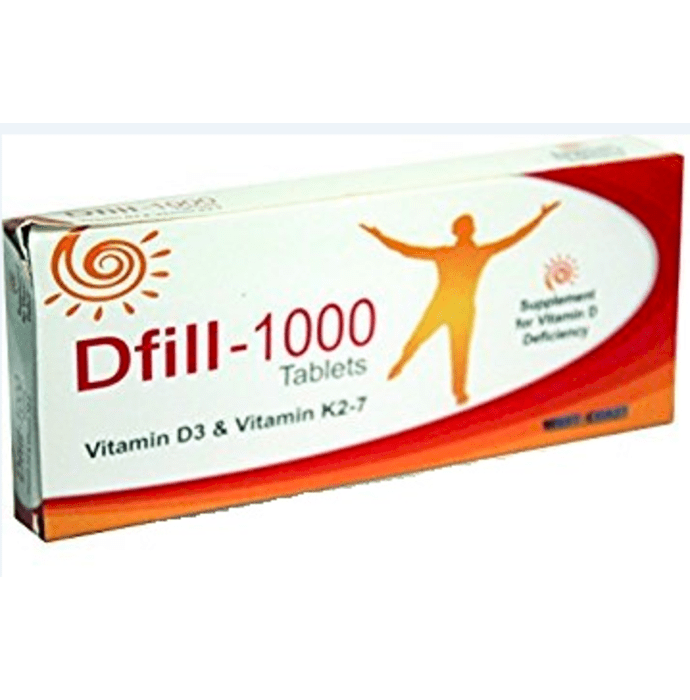 Dfill 1000 Tablet