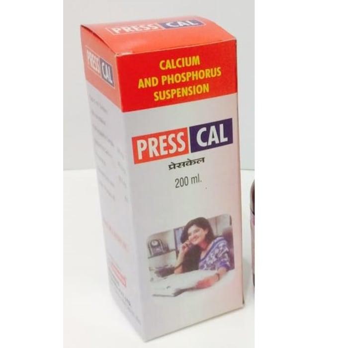 Press Cal Suspension