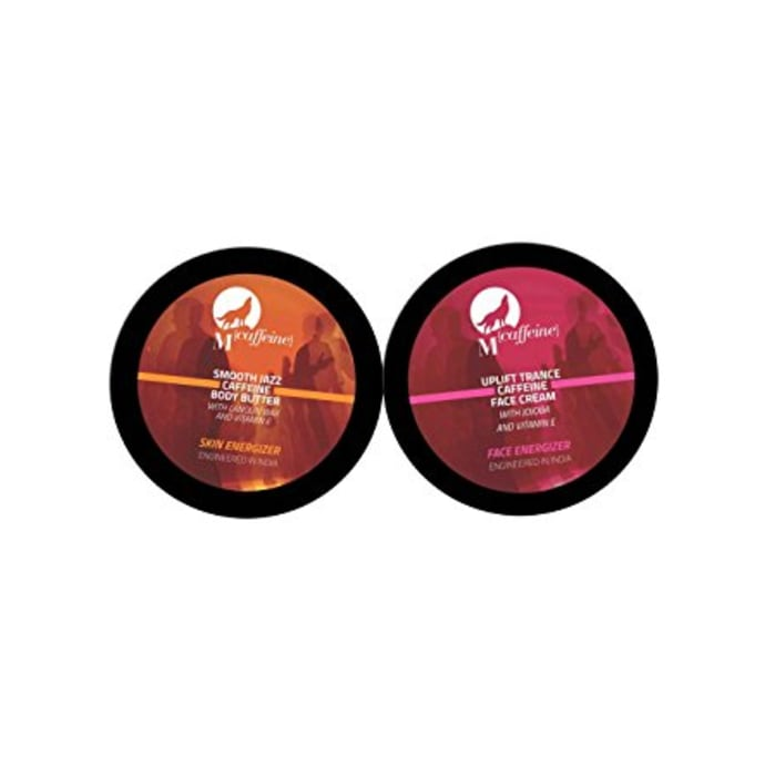 Mcaffeine Skin Zex  (Face Cream- 50Ml, Body Butter- 50ml) Pack