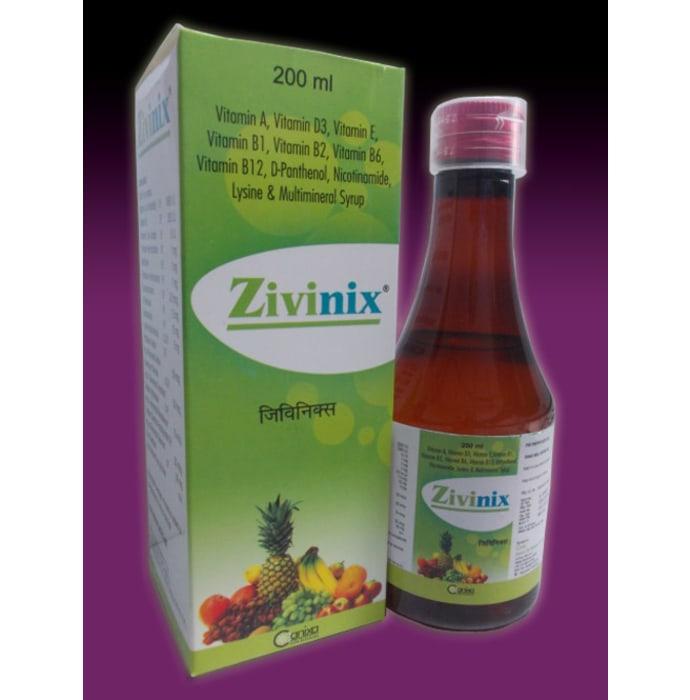 Zivinix Syrup