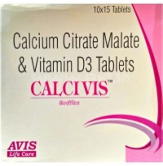 Calcivis Tablet