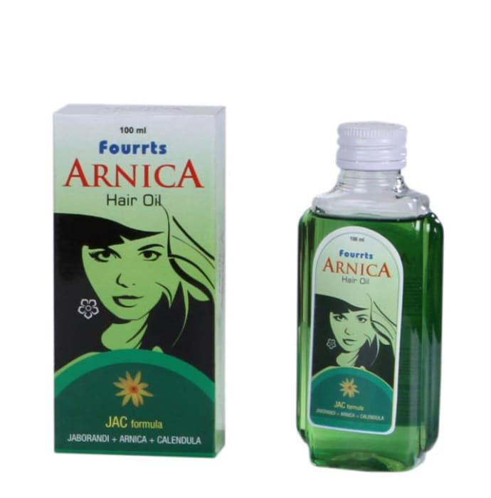 Fourrts Arnica Hair Oil