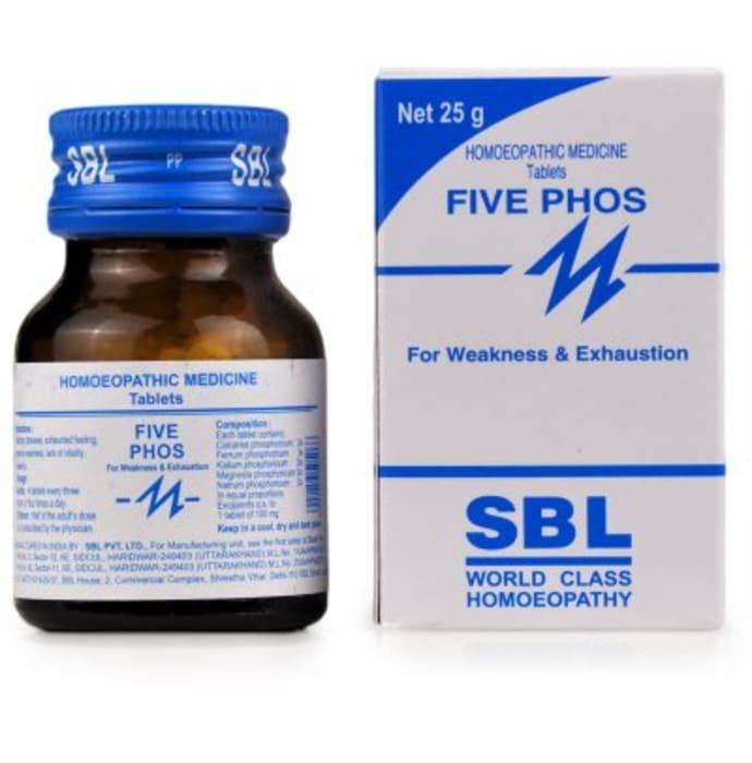 SBL Five Phos Tablet 3X
