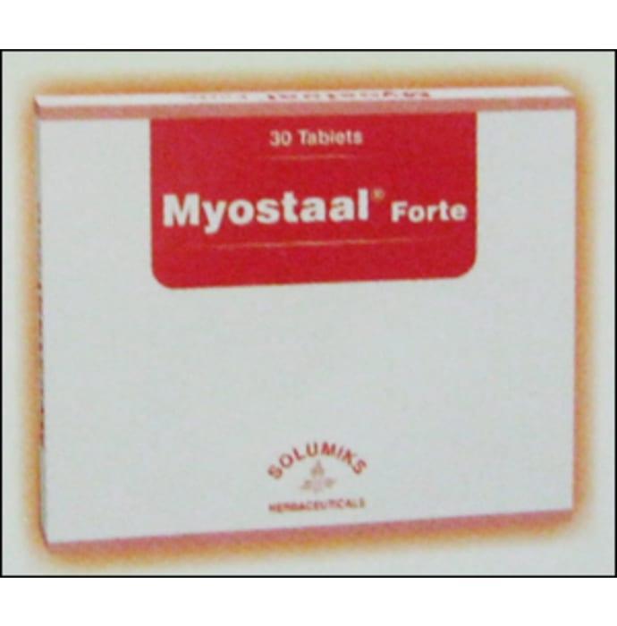 Solumiks Myostaal Forte Tablet
