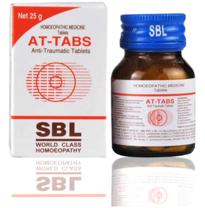 SBL AT-Tabs Ant- Traumatic Tablet