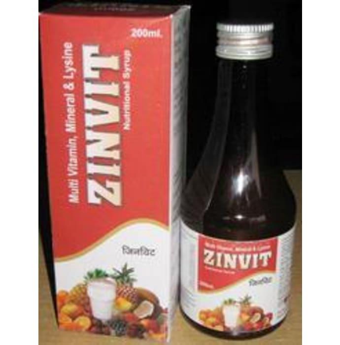 Zinvit Syrup