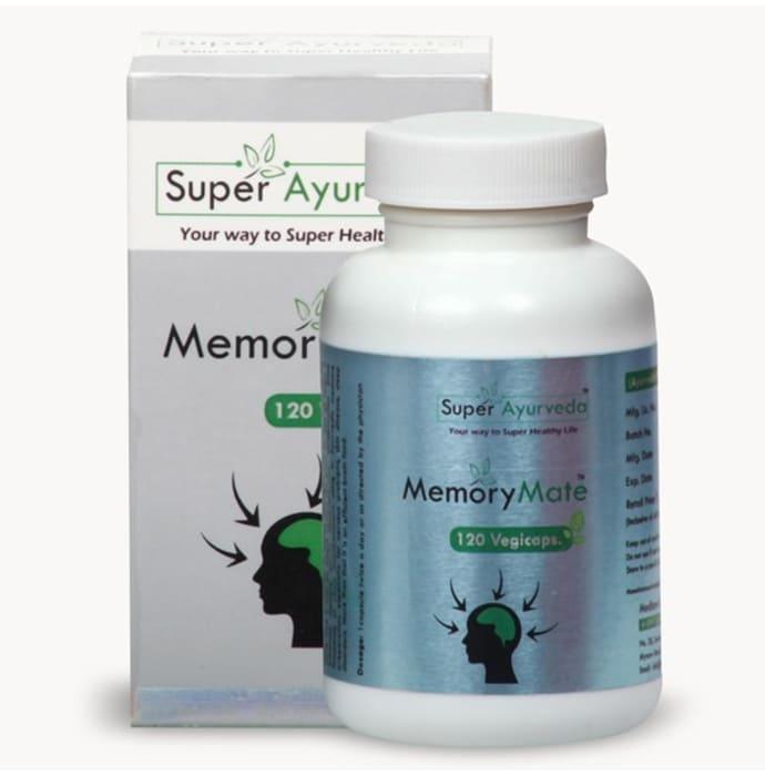 Super Ayurveda Memory Mate Capsule