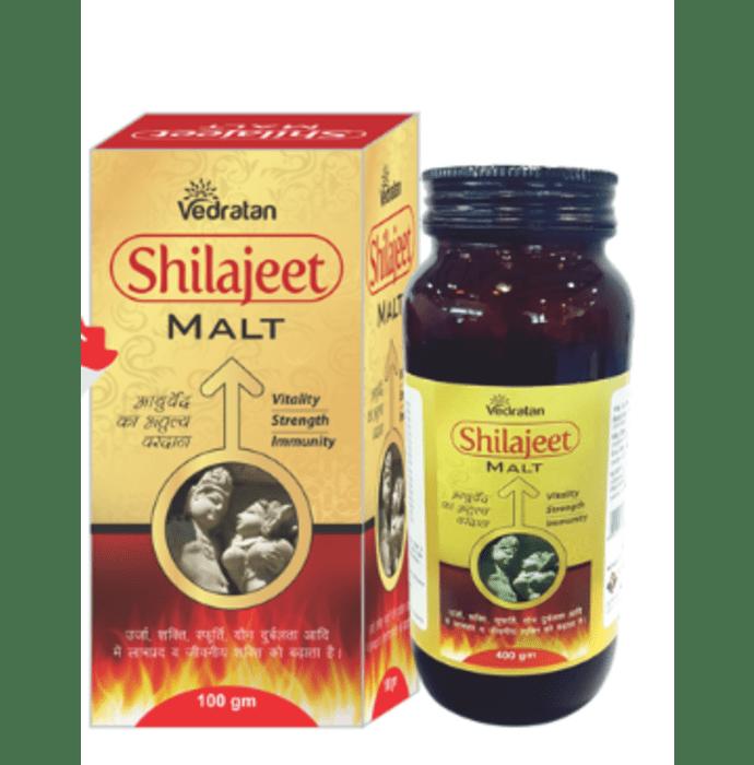 Vedratan Shilajit Malt