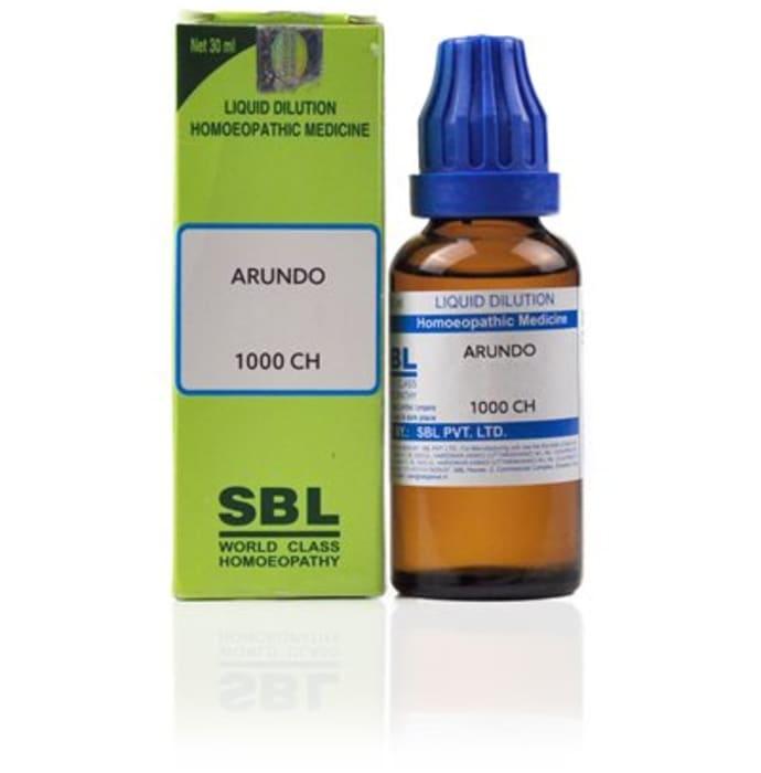 SBL Arundo Dilution 1000 CH