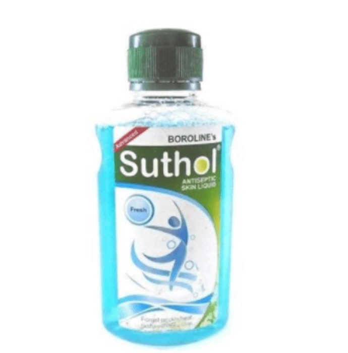 Suthol Antiseptic Skin Liquid Fresh