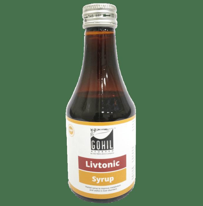 Gohil Ayurved Livtonic Syrup