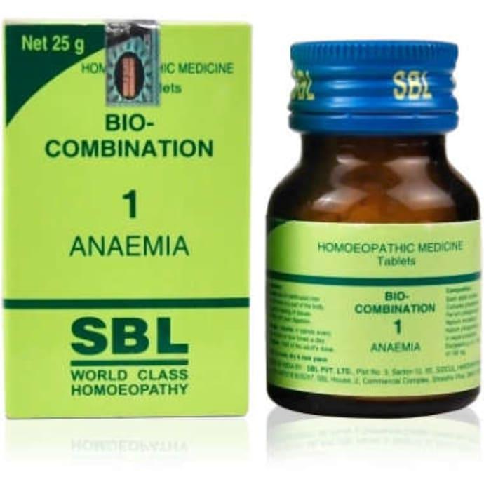 SBL Bio-Combination 1 Tablet