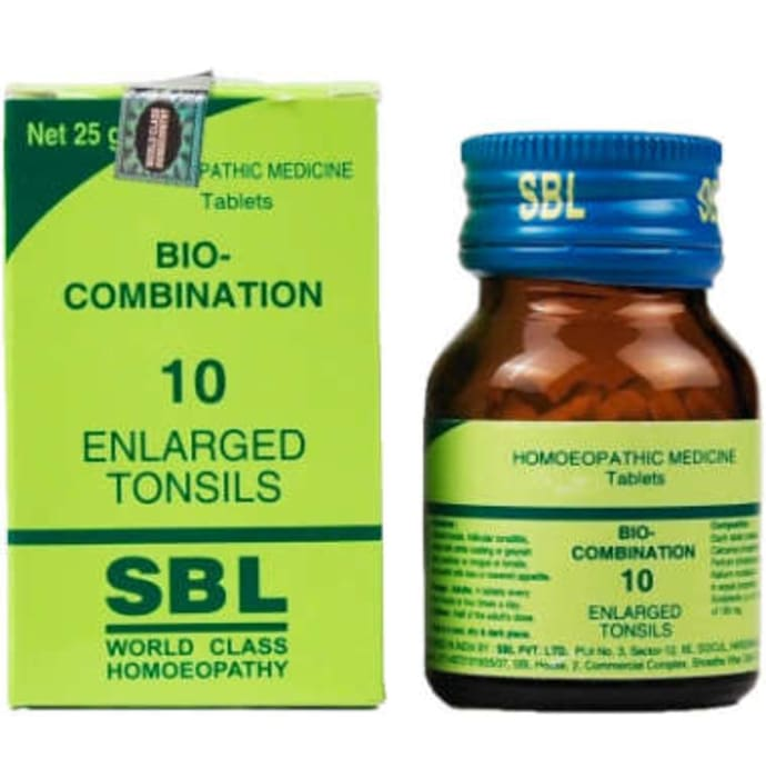 SBL Bio-Combination 10 Tablet