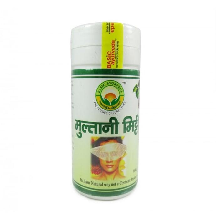 Basic Ayurveda Multani Mitti