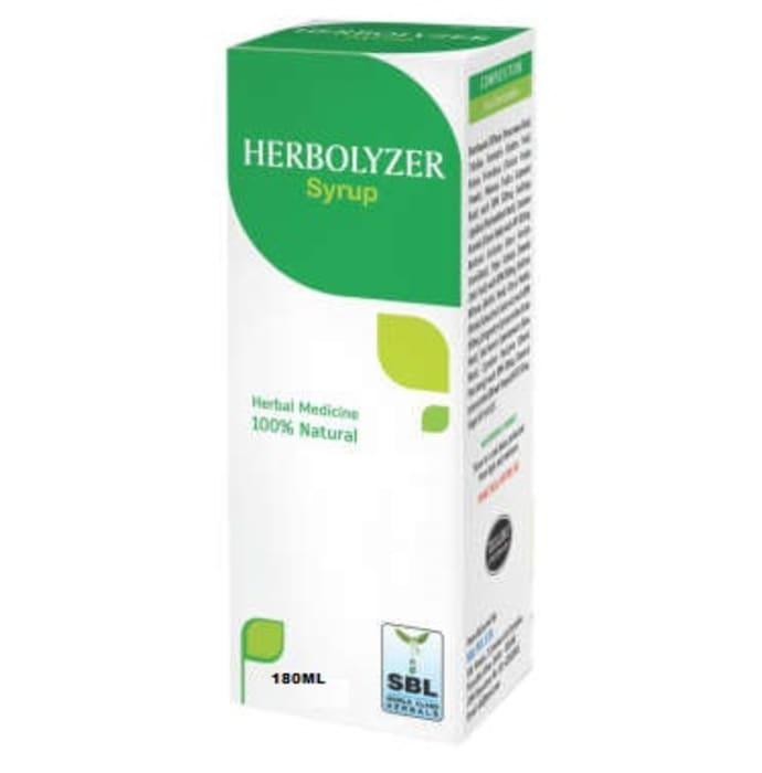 SBL Herbolyzer Syrup
