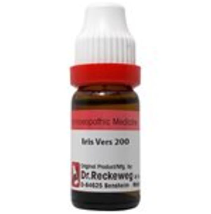 Dr. Reckeweg Iris Vers Dilution 200 CH