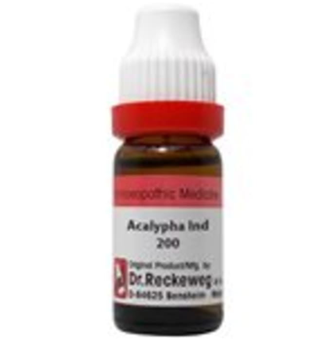 Dr. Reckeweg Acalypha Ind Dilution 200 CH