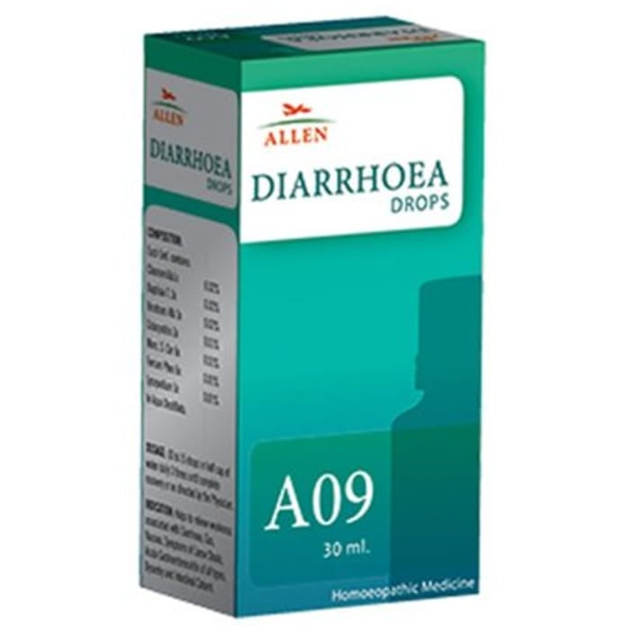 Allen A09 Diarrhoea Drop