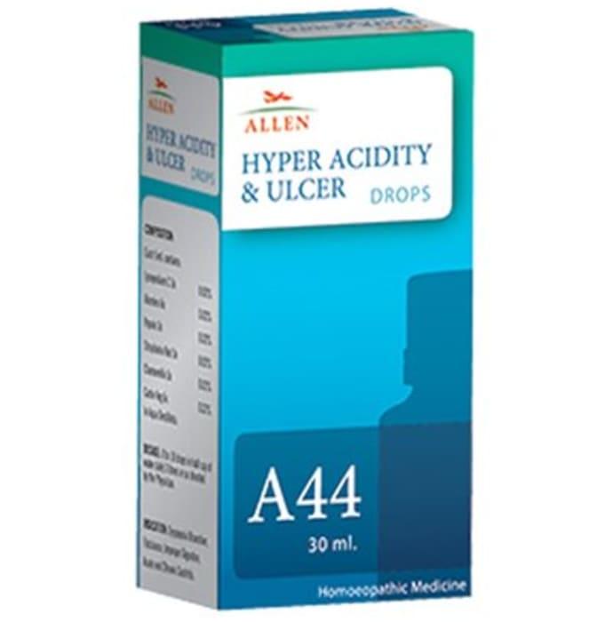 Allen A44 Hyper Acidity & Ulcer Drop