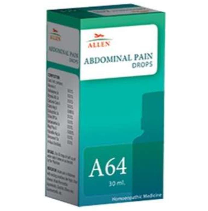 Allen A64 Abdominal Pain Drop