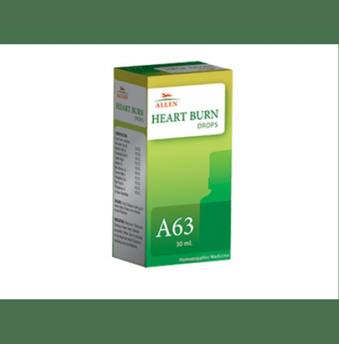 Allen A63 Heart Burn Drop