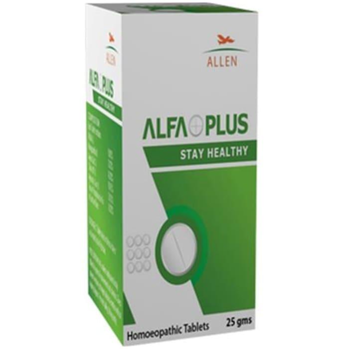 Allen Alfa Plus Tablet