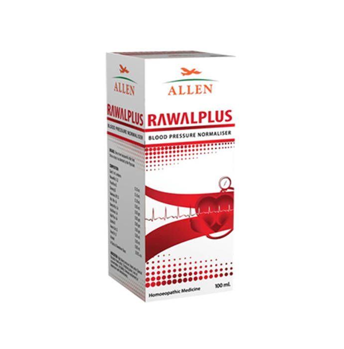 Allen Rawalplus Tonic