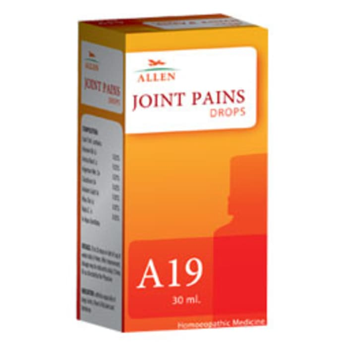 Allen A19 Joint Pains Drop