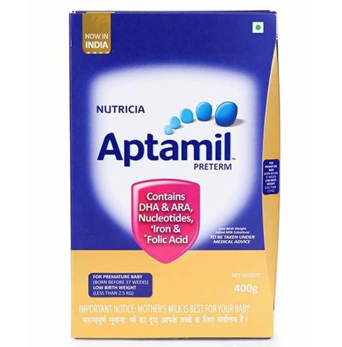 Aptamil Preterm LBW infant Powder