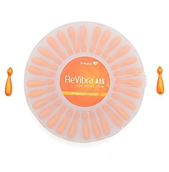 Revibra A15 Pure Retinol Cream 0.5ml