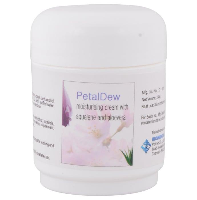 Petaldew Moisturising Cream