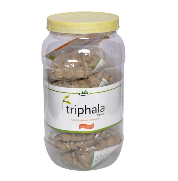 Jain Triphala Tablet
