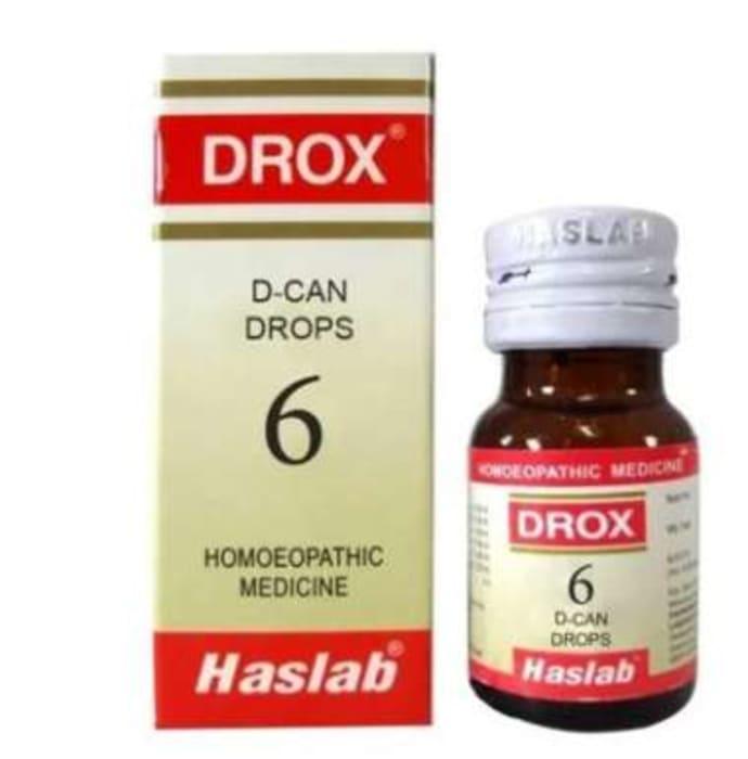 Haslab Drox 6 D-Can Drop