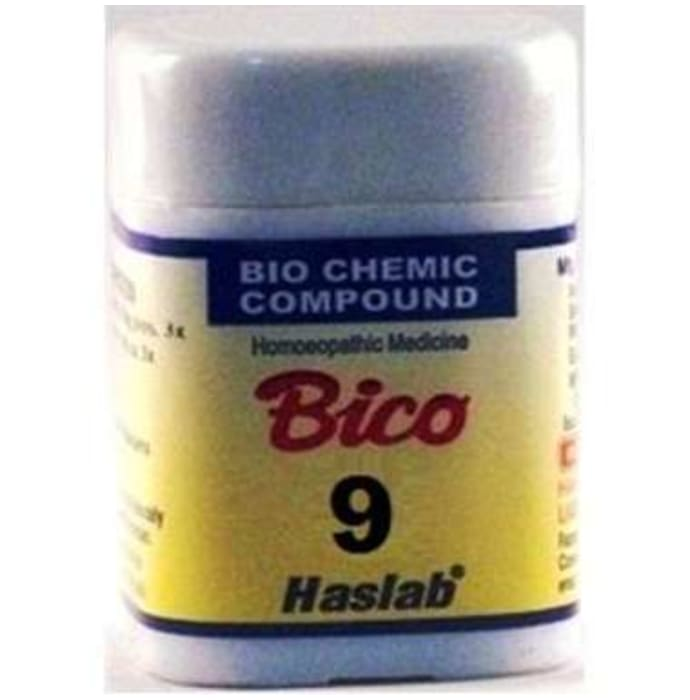 Haslab Bico 9 Biochemic Compound Tablet