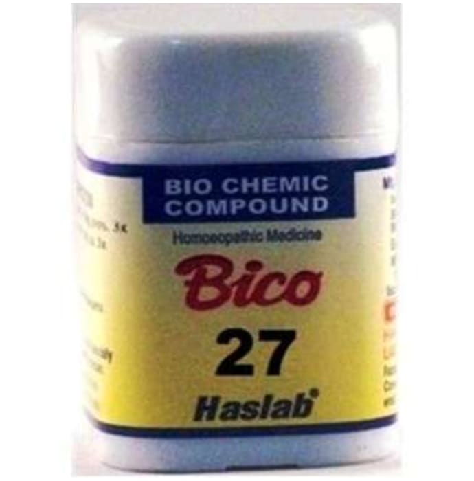 Haslab Bico 27 Biochemic Compound Tablet