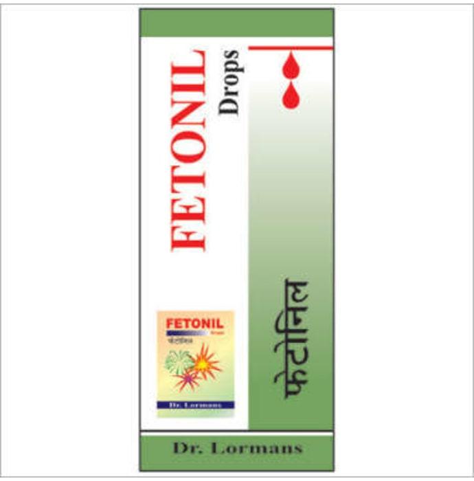 Dr. Lormans Fetonil Drop