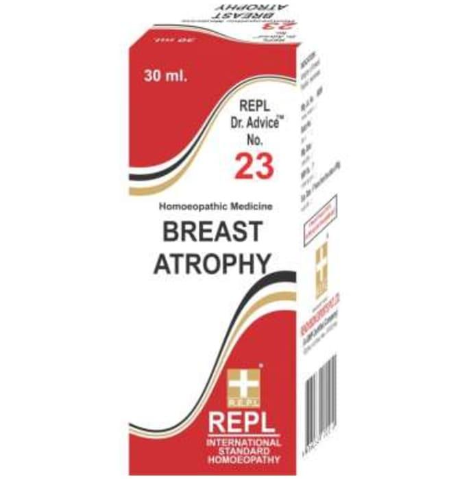 REPL Dr. Advice No.23 Breast Atrophy Drop